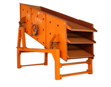 Quarry Vibrating Screen Machine Vibration Filter Vibrating Grizzly Screen