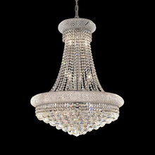 Hanging Light Luxury K9 Cristal Pendant LED Lighting Fixture Modern Crystal Chandelier