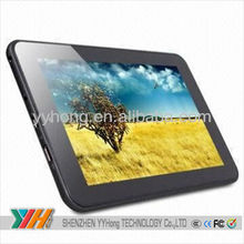 Rockchip RK2928 cpu 7inch tablet pc sale