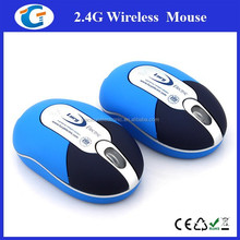 2.4G Wireless Drivers USB Mini Optical Mouse