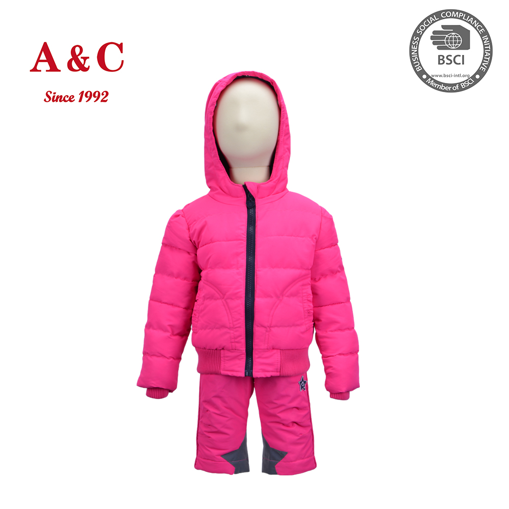2016 Hot Sale Children One Piece Ski Suit Manufacturer In China