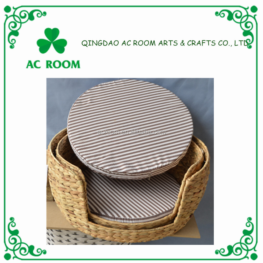 AC ROOM natural Water hyacinth grass pet house/ pet bed/product