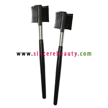 eyelash comb and brush in one