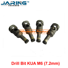 Diamond Undercut Anchor Drill Bits for KUA Series M6 (7.2mm)