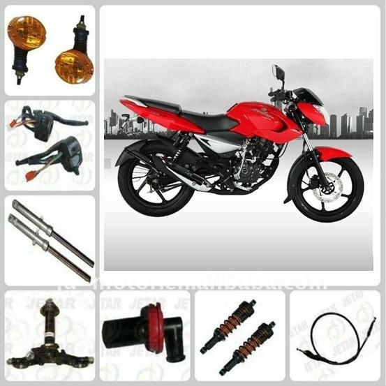 BAJAJ Motorcycle PULSAR 135 Parts