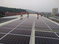20KW single phase and three phase green renewable solar home system