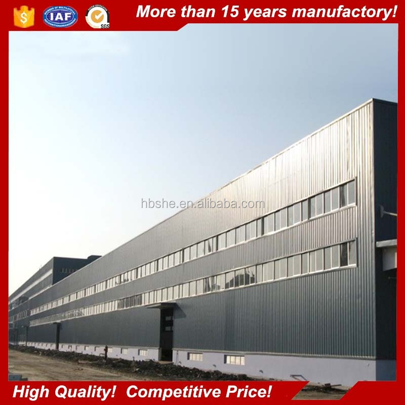 Superior Quality Super Good Ductility galvanized steel structure