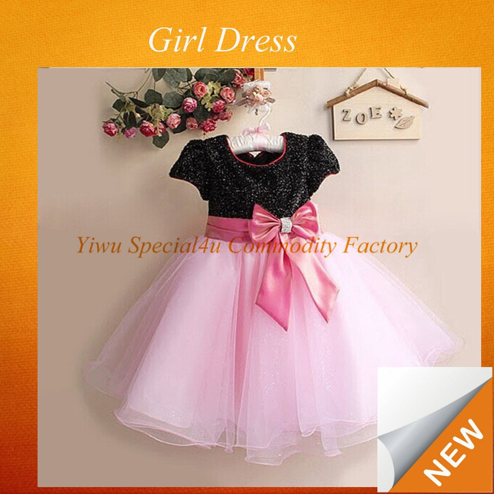 2015 fashion kids dress,children dress, kids bulk wholesale kids clothing CLBD-236