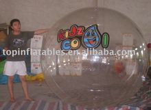 inflatable grass zorb ball/hydro zorb ball