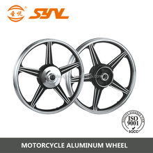 gold paint cheap motorcycle wheels