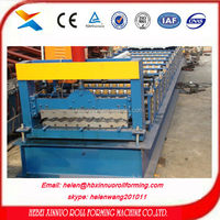 xn-660 high quality corrugated clay roof tiles making machines china manufacturer