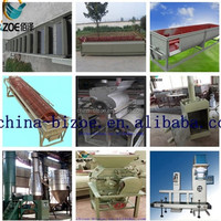 Automatic High Quality 20t/day Yam Flour Production