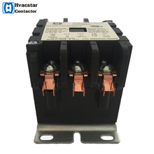 3 P 24V 20A Low Voltage Magnetic Contactor AC Contactor