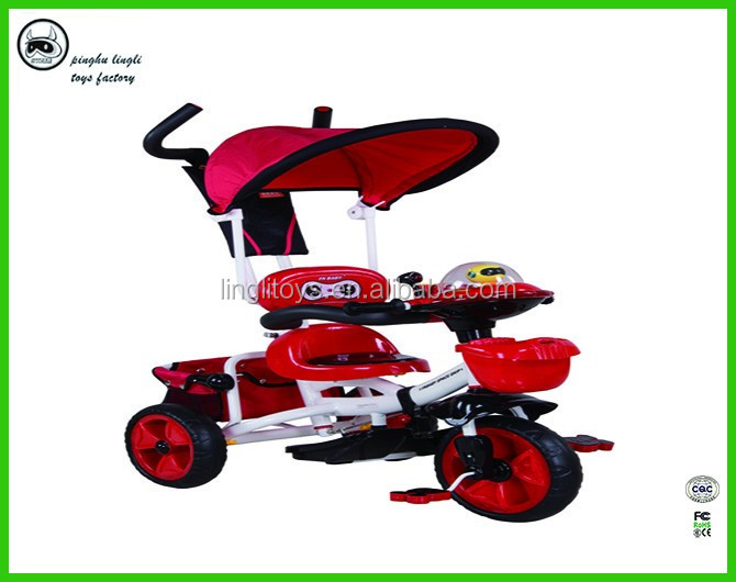 2015 CHILDREN TRICYCLE AND RIDE ON CAR