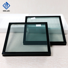 Customized supplier laminated insulated low-e building tempered float glass price