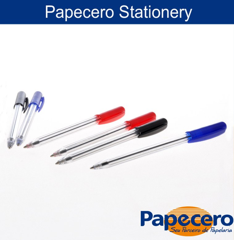 Office Stationery Smooth Fast Writing Roller Ball Point Pen