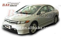 06-10 Civic 2Dr Mugen Body kit Design For Honda