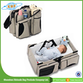 New products sleeping bag baby Travel Portable Bassinet 3 in 1 Diaper Bag Travel Baby Bed and Portable Changing Station