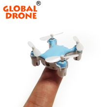 2.4G 4CH ultra mini pocket drone with 6-axis gyros, smallest RTF quadcopter with flashing lights