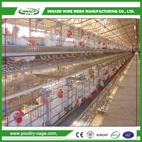Promotion chicken coop layer cage with high quality