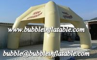 Durable pvc inflatable event tent car garage tent for hoe sale