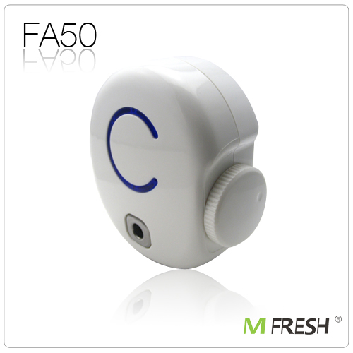 FA50 portable air purifier Plug-in home ozone generator with CE and RoHs Approved