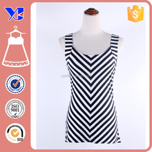 Custom Made White Women Summer Shirt Fashion Design Sleeveless Chiffon Blouse
