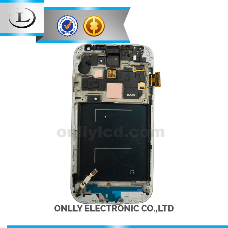 Chinese phones spares lcd for galaxy s4,for galaxy s4 touch screen AAA quality