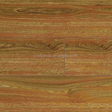 12mm Spotted Gum Select Birch Uniclic Multifit Floating Laminated Wooden Flooring
