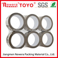 Free Samples Waterproof Single Sided BOPP Brown Packing Tape Warehouse