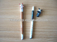 exquisite promotional cute windmill gel ink pen