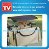 Pet bicycle basket for dogs