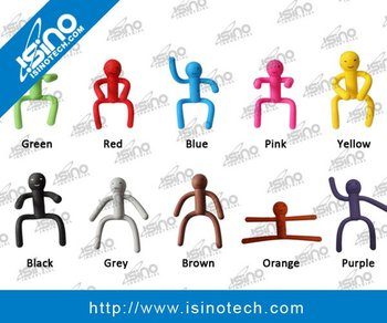 Stick Figure USB Flash Drive, Shape Changeable