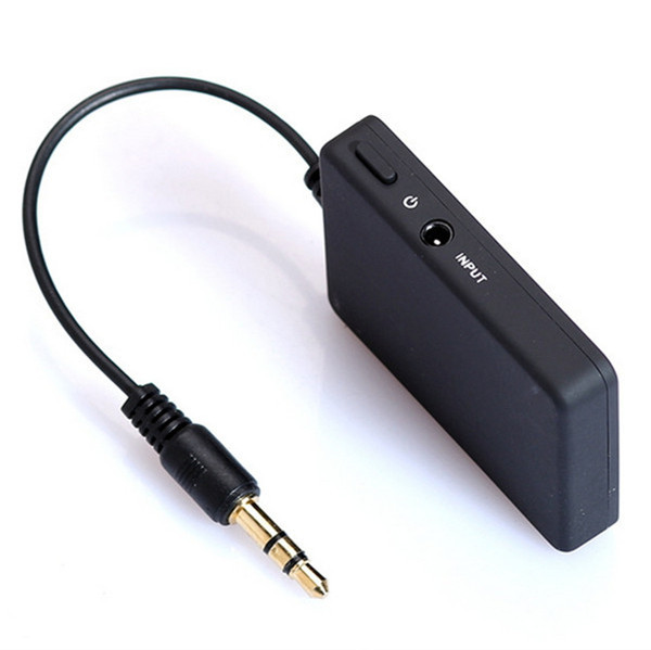 Bluetooth Adapter 3.5mm Stereo Audio Music Transmitter