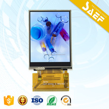 2.4 Inch qvga RGB tft lcd display for handheld device with 240x320 dots