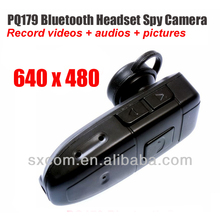 Bluetooth camera Bluetooth Earphone mini Camera dv dvr Camcorder Separate voice recording and take photo PQ179