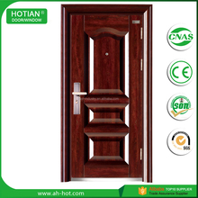 New Product Steel Security Exterior American Entry Door Made In China