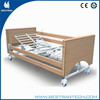 BT-AE033 Luxuious high quality Wooden panels 5-function electric home care nursing bed
