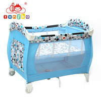 Foldable Baby Cot Adult Baby Crib Baby Playpen
