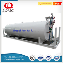 New condition 30000liter portable diesel fuel carbon steel tank