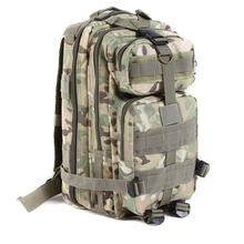 wholesale Camouflage Waterproof nylon army tactical military backpack multi-function outdoor hiking bag