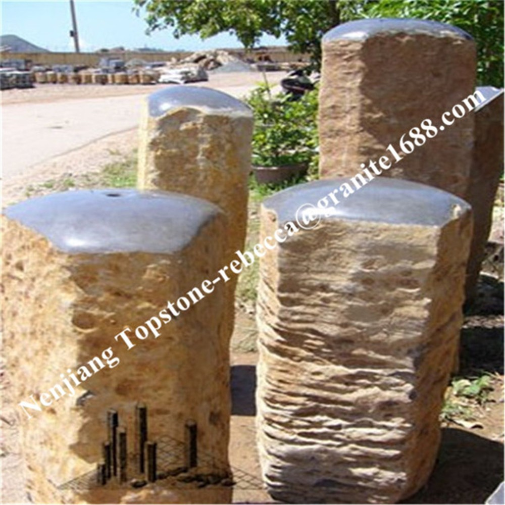 Granite Stone Columns : Stone column granite marble buy high
