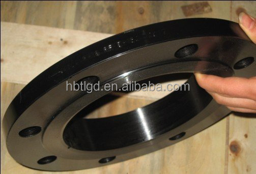ANSI b16.5 a234 WPB carbon screw thread steel flange