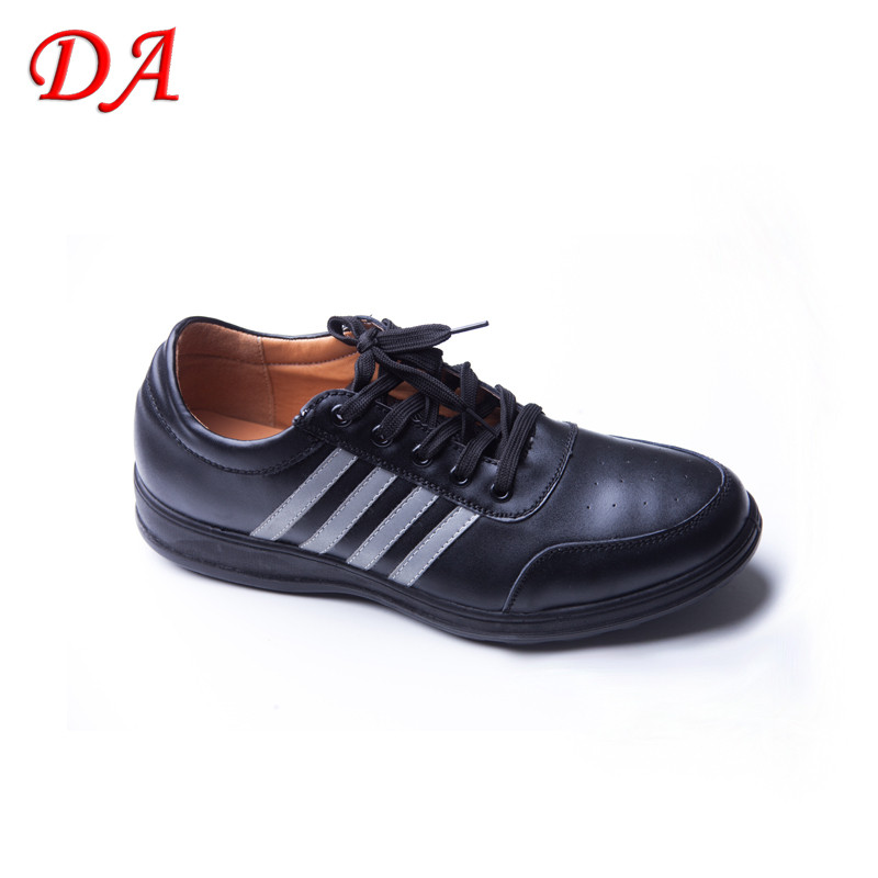 Electric Shock Proof PU Leather Safety Protective Shoes for Men
