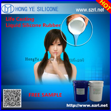 Cheap Silicone Sex Doll Making Raw Material Liquid Silicone Rubber