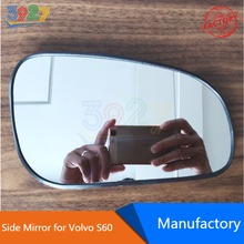 Auto Car Wide Angle Heating Side Mirror Glass for Volvo S60 2001 - 2003