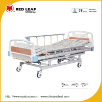 OST-H304F Manual Bed for Hospital