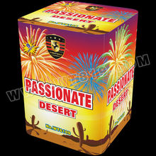 "0.8"" 9 shots consumer cake fireworks 1.4g for wedding"