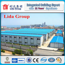 Professional prefabricated house cheap,ready made steel structure prefabricated house with CE certificate