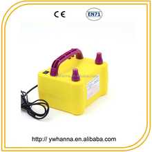 High pressure electric balloon inflator air pump